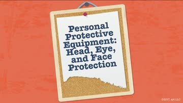 03. Head, Eye, and Face Protection