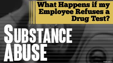 07. What Happens if My Employee Refuses a Drug Test?