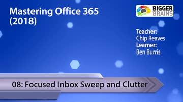 Focused Inbox Sweep and Clutter