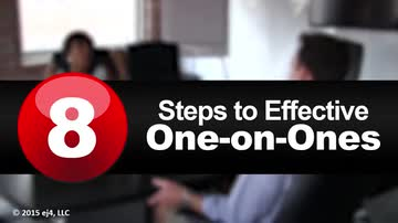 8 Steps to Effective One on Ones