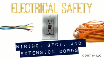 06. Wiring, GFCI, and Extension Cords