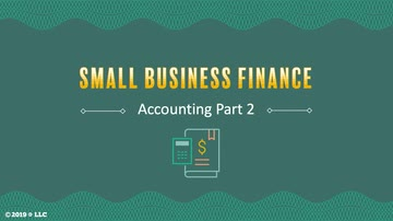 Accounting Part 2
