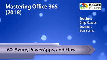 Azure, PowerApps and Flow