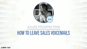 How to Leave Sales Voicemails