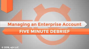 Five Minute Debrief