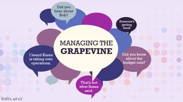 Managing the Grapevine