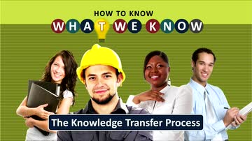 The Knowledge Transfer Process