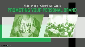 Promoting Your Personal Brand