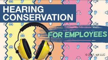 Hearing Conservation for Employees