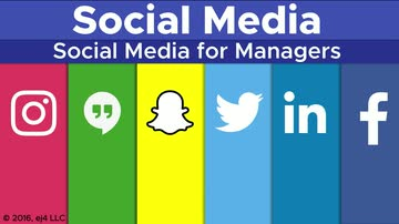 Social Media for Managers