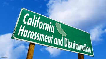 Introduction to California Anti-Harassment