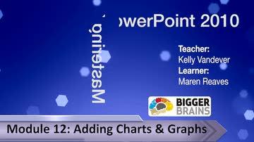 Adding Charts and Graphs