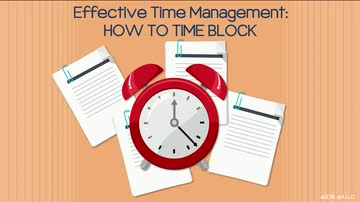 02. How to Time Block