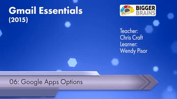 Google Apps Options