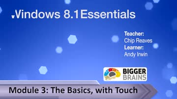 The Basics, with Touch