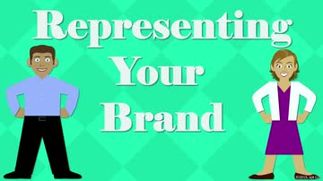 Representing Your Brand
