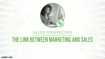 The Link Between Marketing and Sales
