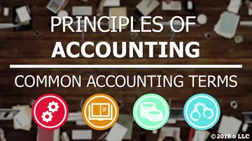Common Accounting Terms