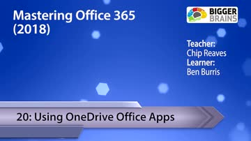 Using OneDrive Office Apps