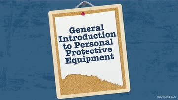 01. General Introduction to Personal Protective Equipment